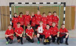 Mannschaftsfoto Fritz-Walter-Cup