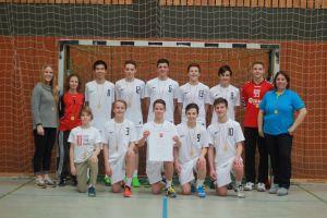 Rheinland-Pfalz-Meister im Handball 2015